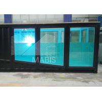 Best Good Sound Insulation Effect Shipping Container Apartments Green Material wholesale