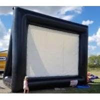 Best Outdoor Theater Screen Inflatable Cinema Screen Portable Projection Screen wholesale