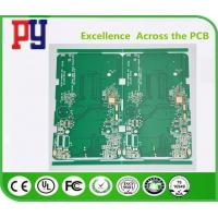 Best Green Solder Mask Prototype Printed Circuit Board , Pcb Circuit Board Multilayer wholesale