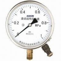 China Stainless Steel Differential Pressure Gauge for Chemical Industry and Chemical Fiber on sale