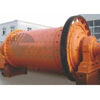 High Capacity 380KW Sand / Cement Ball Mill Process 380KW High Power