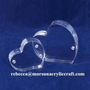 Best Mini magnetic flat transparent photograph acrylic photo frame wholesale