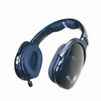 Best Wireless Computer Headset/Earphones with 2.4G Frequency wholesale