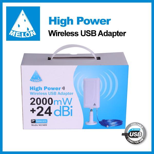 Cheap Outdoor wireless receivier RT3070 chipset Melon N89 for sale