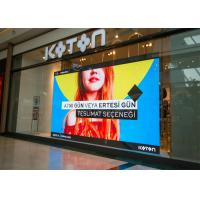 Best 480 x 480mm Indoor LED Display for Stage Show / Store Hanging Billboard wholesale