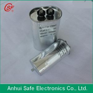 Best CBB65 Oil  AC Motor Capacitor wholesale