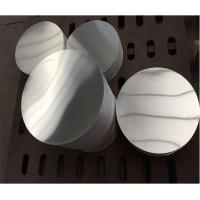 Best 1050 1070 3003 Anodized Aluminum Discs With High Weather Resistance wholesale