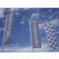 Best Flag Banner with Eyelet, Can Hang on Wall, Used for Advertising and Promotions wholesale