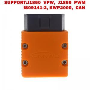KONNWEI KW902 Bluetooth Diagnostic Scanner Elm327 Obd2 Original Bluetooth 5 Colors