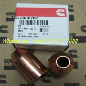Best Cummins Nta855 N14 diesel engine part Injector Nozzle Sleeve 3406702 3070486 147056 3011934 wholesale