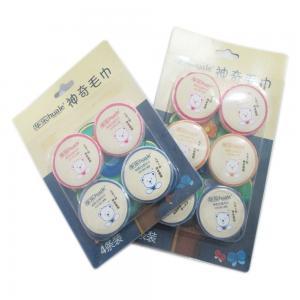 Best Nonwoven Based Magic Compressed towel / Compressed Napkin 30*40 CM wholesale