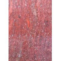 China Granite stone slabs Red Porphyry tile cube paving on sale