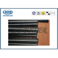 Best Spiral Finned Tube Economiser For Boiler , Economizer Heat Exchanger High Efficiency wholesale