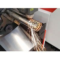 China Red Light Aiming CNC Laser Tube Cutting Machine Taiwan HIWIN Linear Guide on sale