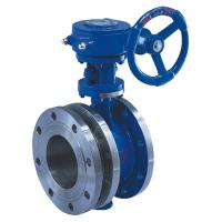 China Flanged Manual butterfly valve,flange butterfly valve,industrial butterfly valve on sale