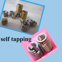 Best hot sales and good quality screw  self tapping  threaded insert wholesale