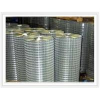 China stainless steel welded mesh on sale