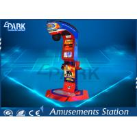 Best 1 Player Amusement Game Machines Punching Arcade Machine Boxing Game For Sale wholesale