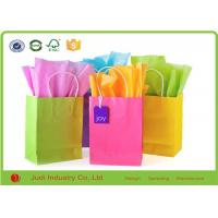 Best Festival Bulk Colored Tissue Paper Solid Color Flower Wrapping Paper wholesale