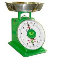 China sell the 10 ~100 KG vintage old green mechanical manual spring kitchen scales vietnam scales on sale