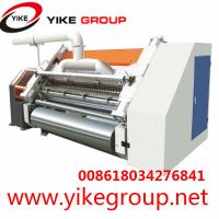 China Single Facer Corrugated Board Production Line on sale