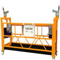 Buy cheap Durable Suspended Scaffold Platform Adjustable Lifting Height With ISO / CE from wholesalers