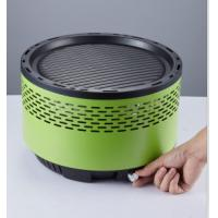 Best Lotus Outdoor Portable BBQ Charcoal Grill/Smokeless BBQ Charcoal with Transport Bag/Battery Operated Fan Mini Grill wholesale