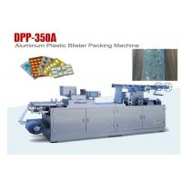 Aluminum PVC Flat Type Large Forming Area Blister Packaging Machine