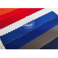 China Workwear Acid Proof Fabric Anti Static Heat Proof Cloth Material No Pilling on sale