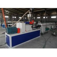 Best Plastic Pipe Extrusion Line , Double Screw PVC Pipe Line , PVC Water Pipe Production Line wholesale