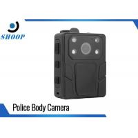 Best Body - Worn Law Enforcement Body Camera Water Resistant With 2 IR Lights wholesale