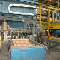 automatic molding line used casting flask