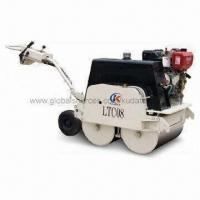 Best Vibrating Road Roller with Both Electrical and Manual Startup Devices, Easy to Control wholesale