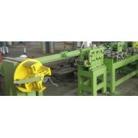 Best Automatic Flat Steel Bar Straightening Machine , Cut To Length Line Machine wholesale
