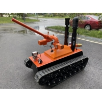 China Fire Fighting Equipment Powder material robot on sale