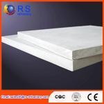 Best Refractory Ceramic fiber board for industrial kiln / furnace , White Color wholesale