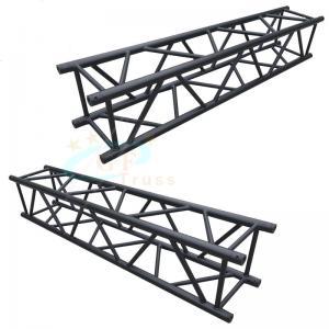 Best Black Color 290MM*290MM Square Aluminum Truss For Indoor Show wholesale