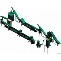China washing and recycling machine line,Waste plastic recycling machine on sale