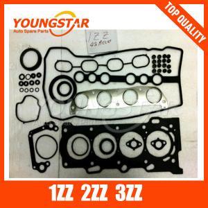 Best Toyota corolla 1 zz 2zz 3zz 4zz engines COMPLETE ENGINE REBUILD gasket set 04111-22152 wholesale