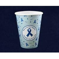 Best Customized Logo Cold Drink Cups 300ml Ripple Type For Vending Machines wholesale