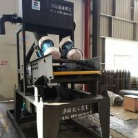 China Single Spray Sand Recycling Machine 20 KW Prevent Material Accumulation on sale