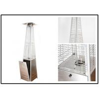 Best Attractive Flame Radiant Flame Gas Heater , Commercial Outdoor Natural Gas Heaters wholesale