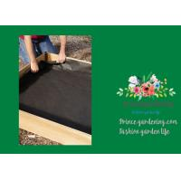 Black Raised Garden Bed Plastic Liner 3