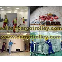 Best Air load skates moving equipment easily wholesale