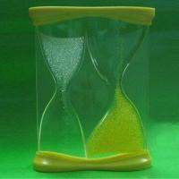 Best Promotional Sand Timer, Customized Colors and Logos are Accepted wholesale
