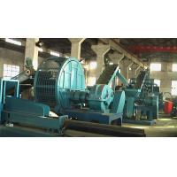 JYM Waste Tyre Recycling Machine / Waste Tyre Recycling Plant Compact Structure