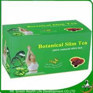 Meizitang Botanical Slimming Tea Strong Version Loss Weight