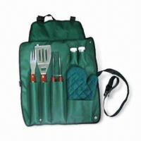 Best Barbeque Set with Spatula, Fork and Tongs, Suitable for Promotional Purposes wholesale