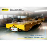 Best Anti - Explosion Self Propelled Rail Transfer Cart For Material Handling wholesale