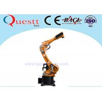 Best 1645mm Arm Robotic Automation System CNC Control 6kg Capacity For Painting wholesale